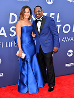 LOS ANGELES, USA. June 07, 2019: Martin Lawrence & Roberta Moradfar at the AFI Life Achievement Award Gala.<br /> Picture: Paul Smith/Featureflash