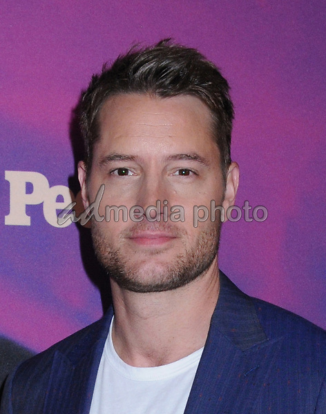 13 May 2019 - New York, New York - Justin Hartley at the Entertainment Weekly & People New York Upfronts Celebration at Union Park in Flat Iron. Photo Credit: LJ Fotos/AdMedia
