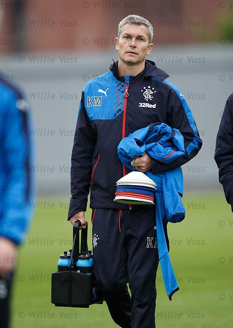 Kevin MacLellan, Rangers