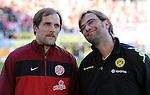 Fussball Bundesliga 2010/11, 10. Spieltag: FSV Mainz 05 - Borussia Dortmund