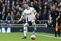Ben Davies of Tottenham Hotspur during Tottenham Hotspur vs Wolverhampton Wanderers, Premier League Football at Tottenham Hotspur Stadium on 1st March 2020