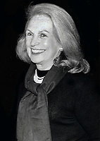 Geraldine Fitzgerald 1982<br /> Photo By Adam Scull/PHOTOlink.net