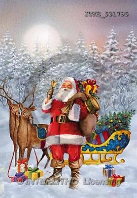 Isabella, CHRISTMAS SANTA, SNOWMAN, paintings(ITKE531795,#X#) Weihnachtsmänner, Schneemänner, Weihnachen, Papá Noel, muñecos de nieve, Navidad, illustrations, pinturas