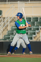 Mike Hill (11) of the Lexington Legends at bat against the Kannapolis Intimidators at Kannapolis Intimidators Stadium on July 14, 2016 in Kannapolis, North Carolina.  The Kannapolis Intimidators defeated the Lexington Legends 4-2.  (Brian Westerholt/Four Seam Images)