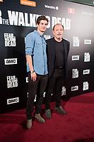 Ruben Blades  and Daniel Sharman
