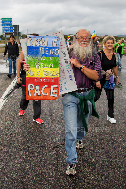 Unknown, Protester.<br /> <br /> Rome, 01/05/2019. This year I will not go to a MayDay Parade, I will not photograph Red flags, trade unionists, activists, thousands of members of the public marching, celebrating, chanting, fighting, marking the International Worker's Day. This year, I decided to show some of the Workers I had the chance to meet and document while at Work. This Story is dedicated to all the people who work, to all the People who are struggling to find a job, to the underpaid, to the exploited, and to the people who work in slave conditions, another way is really possible, and it is not the usual meaningless slogan: MAKE MAYDAY EVERYDAY!<br /> <br /> Happy International Workers Day, long live MayDay!