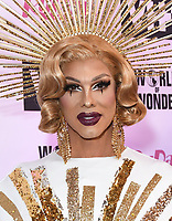 "13 May 2019 - Los Angeles, California - Shuga Cain. ""RuPaul's Drag Race"" Season 11 Finale held at the Orpheum Theatre. Photo Credit: Birdie Thompson/AdMedia"