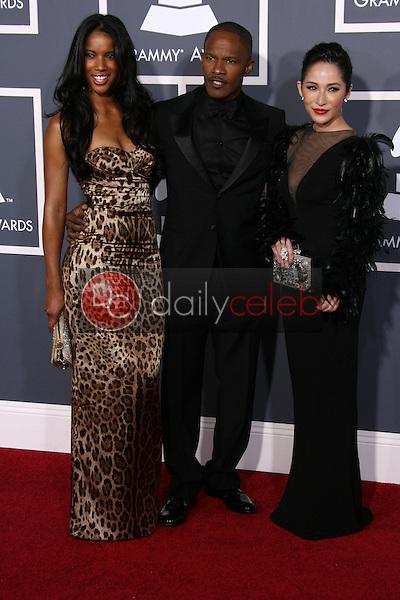 Jamie Foxx<br /> at the 53rd Annual Grammy Awards, Staples Center, Los Angeles, CA. 02-13-11<br /> David Edwards/DailyCeleb.com 818-249-4998