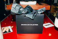 Amanda Shi Spring 2015 Collection Preview on Oct. 9, 2014 (Photo by Tiffany Chien/Guest Of A Guest)