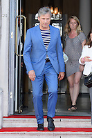 "Viggo Mortensen<br /> arrives for the ""Captain Fantastic"" UK premiere as part of the Film Four Summer Screen season at Somerset House, London.<br /> <br /> <br /> ©Ash Knotek  D3145  17/08/2016"