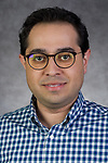 Hamed Qahri Saremi, Assistant Professor, Information Systems, College of Computing and Digital Media, DePaul University, is pictured Feb. 19, 2019. (DePaul University/Jeff Carrion)