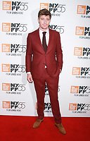 NEW YORK, NY October 12, 2017Garrett Hedlund attend 55th NYFF present  premiere of Mudbound  at Alice Tully Hall in New York October 12,  2017. Credit:RW/MediaPunch