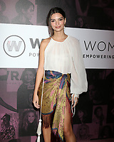 LOS ANGELES - NOV 2:  Emily Ratajkowski at the Power Women Summit - Friday at the InterContinental Los Angeles on November 2, 2018 in Los Angeles, CA