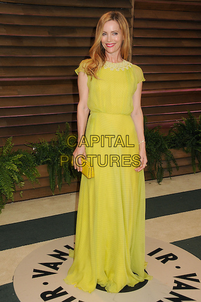 02 March 2014 - West Hollywood, California - Leslie Mann. 2014 Vanity Fair Oscar Party following the 86th Academy Awards held at Sunset Plaza.  <br /> CAP/ADM/BP<br /> &copy;Byron Purvis/AdMedia/Capital Pictures