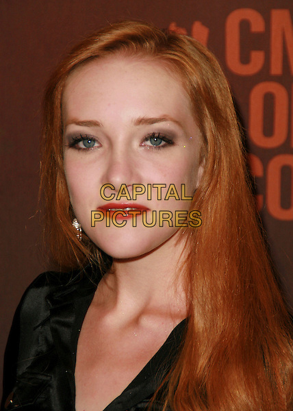 SCARLETT POMERS.At CMT Giants honoring Reba McEntire held at the Kodak Theatre, Hollywood, LA, California, USA.26 October 2006..portrait headshot.Ref: ADM/CH.www.capitalpictures.com.sales@capitalpictures.com.©Charles Harris/AdMedia/Capital Pictures.