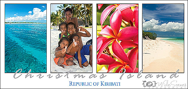 KKF12 Images of Christmas Island, Kiribati