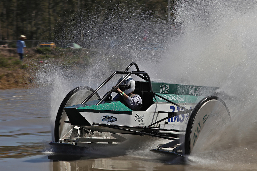 Swamp Buggy Races are held every January, March and October at the Florida Sports Park in Naples, Florida.