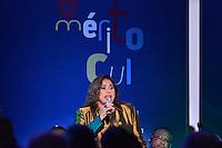 BRASÍLIA, DF, 07.11.2016 – MÉRITO-CULTURAL – A cantora Fafá de Belém durante cerimônia de entrega da Ordem do Mérito Cultural 2016 – Dona Ivone Lara, no Palácio do Planalto nesta segunda-feira, 07.(Foto: Ricardo Botelho/Brazil Photo Press)