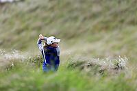Deborah McCooke (Galgorm Castle) during the 2nd round of the Irish Women's Open Stroke Play Championship, Enniscrone Golf Club, Enniscrone, Co. Sligo. Ireland. 16/06/2018.<br /> Picture: Golffile | Fran Caffrey<br /> <br /> <br /> All photo usage must carry mandatory  copyright credit (© Golffile | Fran Caffrey)