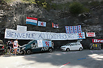 Tour de France 2011 - etape 19 Huez..Huez on 22/07/2011 in Alpe D'Huez, France. ..© PierreTeyssot.com
