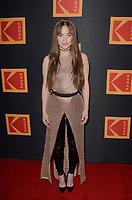 Brittany Curran<br /> at the 3rd Annual Kodak Film Awards, Hudson Loft, Los Angeles, CA 02-15-19<br /> David Edwards/DailyCeleb.com 818-249-4998