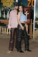 """LOS ANGELES - OCT 11:  Avan Jogia, Cleopatra Coleman at the """"Zombieland Double Tap"""" Premiere at the TCL Chinese Theater on October 11, 2019 in Los Angeles, CA"""
