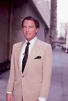 Frank Gifford 1984 by Jonathan Green