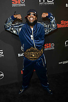 ATLANTA, GA - FEBRUARY 02: Pastor Troy at the Sports Illustrated presents Saturday Night Lights event powered by Matthew Gavin Enterprises and Talent Resources Sports on February 2, 2019 in Atlanta, Georgia. <br /> CAP/MPIIS<br /> &copy;MPIIS/Capital Pictures