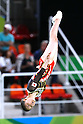 Rana Nakano (JPN), <br /> AUGUST 12, 2016 - Trampoline : <br /> Women's Qualification <br /> at Rio Olympic Arena <br /> during the Rio 2016 Olympic Games in Rio de Janeiro, Brazil. <br /> (Photo by Sho Tamura/AFLO SPORT)