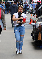 www.acepixs.com<br /> <br /> June 7 2017, New York City<br /> <br /> Actress Hilary Duff carries her pup on the set of the TV show 'Younger' on June 7 2017 in New York City<br /> <br /> By Line: Zelig Shaul/ACE Pictures<br /> <br /> <br /> ACE Pictures Inc<br /> Tel: 6467670430<br /> Email: info@acepixs.com<br /> www.acepixs.com