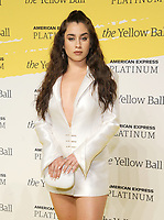 NEW YORK, NY - SEPTEMBER 10: Lauren Jauregui attends the Yellow Ball at the Brooklyn Museum on September 10, 2018 on September 10, 2018 in Brooklyn, New York. Photo Credit John Palmer/MediaPunchNEW YORK, NY - SEPTEMBER 10: Lauren Jauregui attends the Yellow Ball at the Brooklyn Museum on September 10, 2018 on September 10, 2018 in Brooklyn, New York. Photo Credit John Palmer/MediaPunch<br /> CAP/MPI/JP<br /> &copy;JP/MPI/Capital Pictures