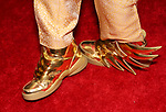 Andre De Shields, shoe detail, attends Broadway Opening Night After Party for 'Hadestown' at Guastavino's on April 17, 2019 in New York City.
