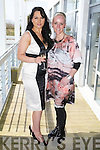 Michelle Kelliher and Jill Hannon at the Kerry Fashion Weekend Fashion Awards Lunch at the Aghadoe Heights Hotel, Killarney on Sunday.