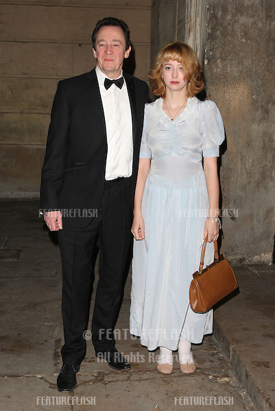 Paul Whitehouse arriving for Stella McCartney Winter 2012 London Eveningwear Presentation and Dinner, London. 18/02/2012 Picture by: Henry Harris / Featureflash