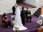 Brasilia and Sergio Wedding