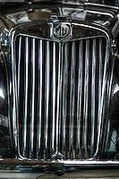 Classic car.MG
