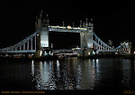 Tower Bridge, Bascule and Suspension Bridge, River Thames, London, England, UK