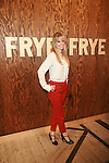 Kristin Buaer Attends The Frye Company Flagship Opening Celebration at the Cunard Building, NY 9/9/11