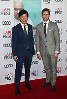 "18 November 2019 - Hollywood, California - Dan Lin, Jonathan Eirich. AFI FEST 2019 Presented By Audi – ""The Two Popes"" Premiere held at TCL Chinese Theatre. Photo Credit: FS/AdMedia"