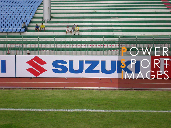Branding and Pre-match activities prior to the AFF Suzuki Cup 2008 Group B matches at Surakul Stadium on 06 December 2008, in Phuket, Thailand. Photo by Stringer / Lagardere Sports