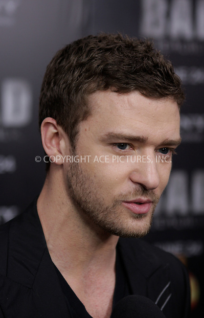WWW.ACEPIXS.COM . . . . .  ....June 20 2011, New York City....Justin Timberlake arriving at the New York premiere of 'Bad Teacher' at the Ziegfeld Theatre on June 20, 2011 in New York City. ....Please byline: NANCY RIVERA- ACEPIXS.COM.... *** ***..Ace Pictures, Inc:  ..Tel: 646 769 0430..e-mail: info@acepixs.com..web: http://www.acepixs.com