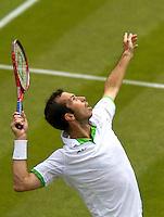 21-06-11, Tennis, England, Wimbledon, Stephanek