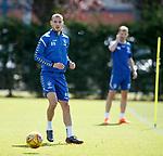 10.08.18 Rangers training: Borna Barisic