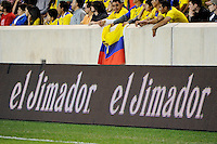 el Jimador. The men's national team of the United States (USA) was defeated by Ecuador (ECU) 1-0 during an international friendly at Red Bull Arena in Harrison, NJ, on October 11, 2011.