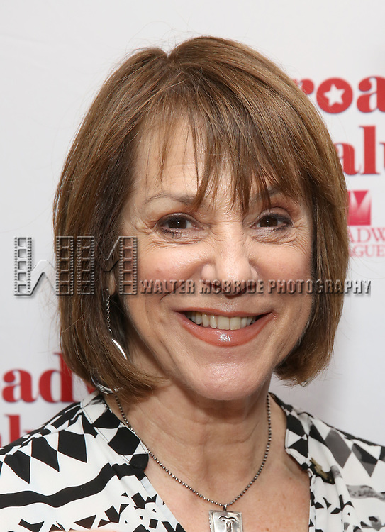 Jana Robbins attends Broadway Salutes 10 Years - 2009-2018 at Sardi's on November 13, 2018 in New York City.