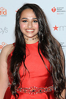 www.acepixs.com<br /> February 9, 2017  New York City<br /> <br /> Jazz Jennings attending the American Heart Association's Go Red For Women Red Dress Collection 2017 presented by Macy's at Fashion Week at Hammerstein Ballroom on February 9, 2017 in New York City.<br /> <br /> Credit: Kristin Callahan/ACE Pictures<br /> <br /> <br /> Tel: 646 769 0430<br /> Email: info@acepixs.com