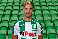 GRONINGEN - Voetbal, Presentatie FC Groningen , seizoen 2017-2018, 11-09-2017,   FC Groningen speler Tom van Weert