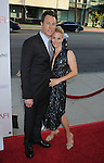 "BEVERLY HILLS, CA. - July 27: Producer Dean Zanuck and Marisa Zanuck arrive at AFI Associates & Sony Pictures Classics' premiere of ""Get Low"" held at the Samuel Goldwyn Theater inside The Academy of Motion Picture Arts and Sciences on July 27, 2010 in Beverly Hills, California."