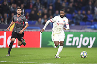 09 MOUSSA DEMBELE (OL)<br /> Lione 5-11-2019 <br /> Olympique Lyon - Benfica <br /> Champions League 2019/2020<br /> Foto Anthony Bibard  / Panoramic / Insidefoto <br /> Italy Only