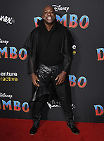 """11 March 2019 - Hollywood, California - DeObia Oparei. """"Dumbo"""" Los Angeles Premiere held at Ray Dolby Ballroom. Photo Credit: Birdie Thompson/AdMedia"""